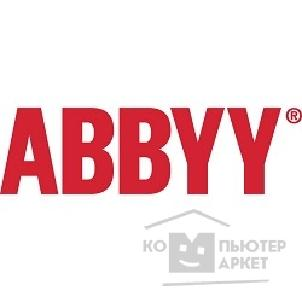 Программное обеспечение Abbyy FineReader 11 Corporate Edition -