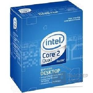Процессор Intel CPU  Core 2 Quad Q9400 BOX