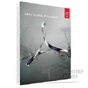 Программное обеспечение Adobe 65197114 Acrobat 11 Windows Russian DVD Set
