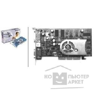 Видеокарта Gigabyte GV-N57L128D FX 5700LE, 128Mb DDR, TV-OUT, DVI  AGP
