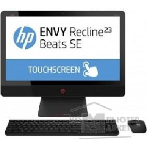 "Моноблок Hp D7E67EA#ACB  Envy Recline Beats Special Edition 23"" Touch G3220T/ 4GB/ 1TB 8GB SSHD/ GT730A/ W8/ k+m"
