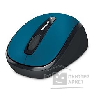 Microsoft Мышь  3500 GMF-00039 blue cordless optical Mac/ Win USB