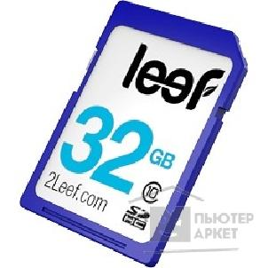 ����� ������  Leef SecureDigital 32Gb  LFSDC-03210R Class10