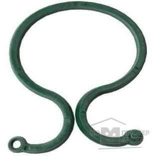 GRINDA Крепление для подвязки растений, тип - пластиковое кольцо с перехлестным креплением на защелке, 25шт [8-422377-H25_z01]/Grinda 8-422377-H25_z01 8-422377-H25_z01