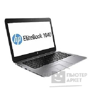 "Ноутбук Hp EliteBook Folio Ultrabook 1040 [F4X88AW#ACB] 14"" HD+ i5-4300U/ 4GB/ 180GB SSD/ WiFi/ 3G/ BT/ Cam/ W7Pro"