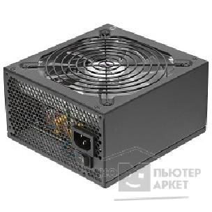 Hiper Б/ питания  V500 Carton Retail, Black, 500W, ATX 2.3, EPS12V, APFC, 14 cm Fan, Transparent Blades, Orange LED, 80 Plus, PCI-E x2, SATA x6