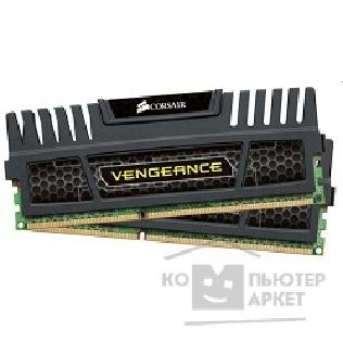 Модуль памяти Corsair  DDR3 DIMM 16GB PC3-15000 1866MHz Kit 2 x 8GB  CMZ16GX3M2A1866C10