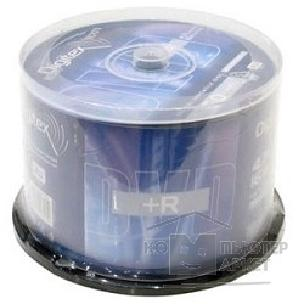 Диск Digitex DVDPR47B16-C50/ C50.D DVD+R 16x, Cake Box Диски, 50шт,  DVDPR47B16-C50/ C50.D