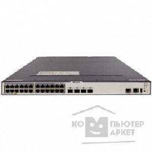 Коммутаторы, Маршрутизаторы Huawei S5700-24TP-PWR-SI 24 Ethernet 10/ 100/ 1000 PoE+ ports,4 of which are dual-purpose 10/ 100/ 1000 or SFP,without power module