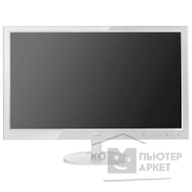 "Монитор Aoc LCD  24"" E2451FH/ Ww White LED, LCD, Wide, 1920x1080, 2 ms, 170°/ 160°, 250 cd/ m, 20M:1, +DVI, +HDMI"