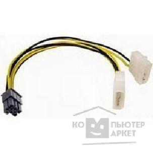 Аксессуары Bion Cable Bion PCI-E 6Pin Power Connector Cable [12cf1]  [Бион]
