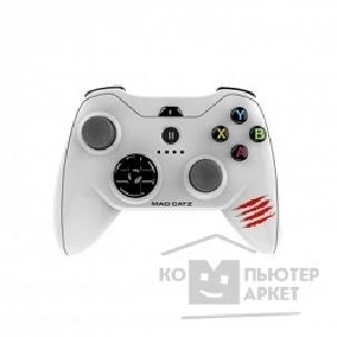 ������� Mad Catz PC �������  Micro C.T.R.L.i Mobile Gamepad Gloss White ������������ MCB312680A01/ 04/ 1