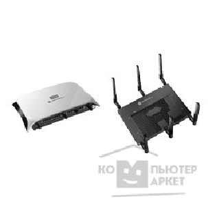 Сетевое оборудование Motorola AP-7131N-66E48-WW Dual Radio 802.11n Adaptive Services Access Point with integrated ExpressCard Slot, 6 element Facade antenna module, with QIG