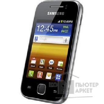 Samsung Телефон  Galaxy Y S5360 Metallic Gray [GT-S5360MAASER]
