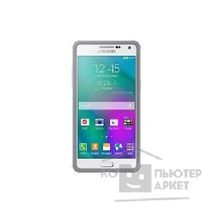 Samsung Чехол для  Galaxy A5 ProtectiveCover white-gray SAM-EF-PA500BSEGRU