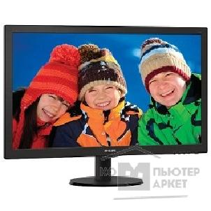 "������� Philips LCD  27"" 273V5LHAB/ 00 01 Black"