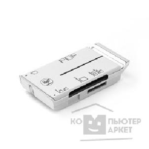 Устройство считывания Konoos USB 2.0 Card reader  UK-17 SD/ MMC/ MS/ CF/ XD/ M2