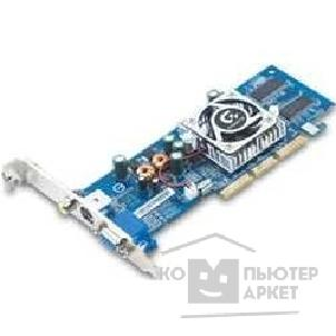 Видеокарта Gigabyte GV-N52128TE, OEM FX 5200, 128Mb DDR, TV-out  AGP