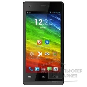Мобильный телефон Texet X-medium plus TM-4872 Black смартфон