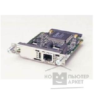 Модуль Cisco VWIC-1MFT-E1= [1-Port RJ-48 Multiflex Trunk - E1]