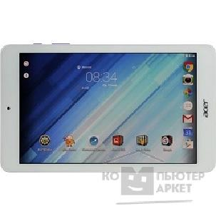 Планшетный компьютер Acer One 8 8 1280x800 IPS Cam 5/ 2 MT8163 1300МГц 4  1/ 16 Гб microSD до 128Гб A5.1 4600мАч Синий [NT.LC4EE.002]