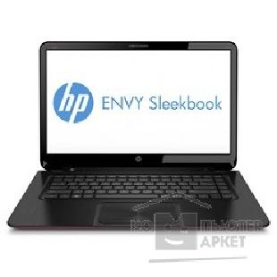 "Ноутбук Hp D2G69EA  Envy 6-1250er Sleekbook i5-3337U/ 4Gb/ 320Gb/ UMA/ 15.6""/ HD/ WiFi/ BT/ W8SL/ Cam/ 6c/ black/ red"