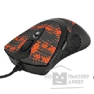 Мышь A-4Tech A4Tech XL-740K red/ black snake USB