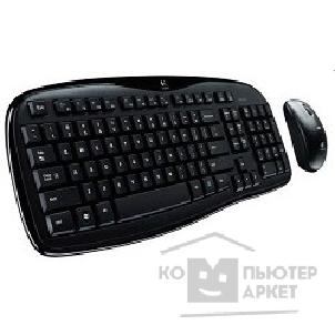 Клавиатура Logitech 920-002672  MK250 Wireless desktop USB, RTL