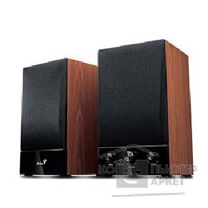 Genius Колонки  SP-HF 1250B cherry wood