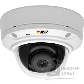 Цифровая камера Axis M3025-VE Compact, day/ night fixed mini dome in a vandal-resistant casing for outdoor or indoor installation. Fixed lens.