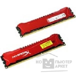Модуль памяти Kingston DDR3 DIMM 8GB PC3-12800 1600MHz Kit 2 x 4GB  HX316C9SRK2/ 8 HyperX Savage Series