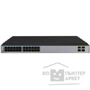 Коммутаторы, Маршрутизаторы Huawei CE5810-24T4S-EI  CE5810-24T4S-EI Switch 24-Port GE RJ45,4-Port 10GE SFP+,Without Fan and Power Module