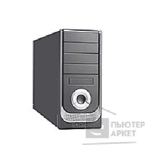 Корпус Linkworld Miditower  431-56 430W black/ silver USB Audio Fan AirDuct 24pin ATX