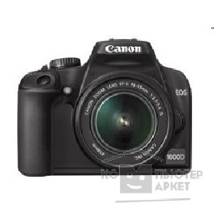 �������� ���������� Canon EOS 1000D value up Kit EF-S 18-55 mm