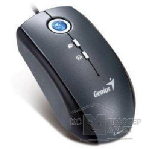 Мышь Genius Traveler 525 TC Silver, USB лаз., опт. скролл, 1600dpi