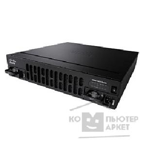 Сетевое оборудование Cisco ISR4431/ K9  ISR 4431 4GE,3NIM,8G FLASH,4G DRAM,IPB