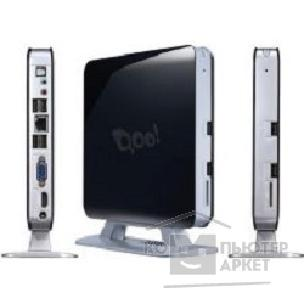 Компьютер 3Q Nettop Qoo! Black/ Atom D2560/ 2.00 GHz/ NM10/ Wi-Fi/ HDMI/ D-SUB/ Card Reader/ Vesa Mount/ 4GB/ 1000GB/ MeeGo [68977]