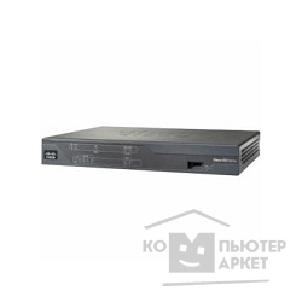 ������� ������������ Cisco 881-SEC-K9  881 Ethernet Sec Router w/ Adv IP Services with IOS UNIVERSAL DATA - NPE