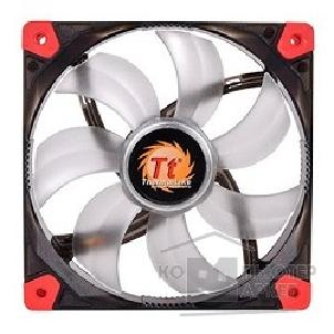 Вентилятор Thermaltake Case fan  Luna Blue LED Fan 120x120x25 3pin 20.7dB 1200rpm CL-F009-PL12BU-A