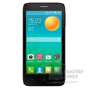 "Мобильный телефон Alcatel  POP D5 5038D 2SIM Fashion Blue / TP black  4.5"" 5 Mpix,MP3, FM, GPS,Wi-Fi; ОС Android"