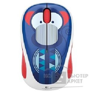 Мышь Logitech 910-004477  Wireless Mouse M238 Monkey