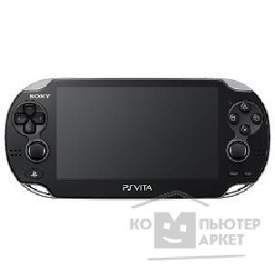 Игровая приставка Sony Playstation PS Vita 3G/ Wi-Fi Black Rus PCH-1108ZA01