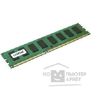 Модуль памяти Crucial DDR3 DIMM 1GB CT12864BA160B