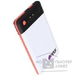 ���������� Hiper Power Bank KIT2500+ Red ����������� ������� ����������� ������������, 2500mAh, MFI Apple Lightning, ����-�������