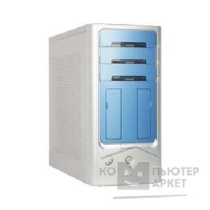 Корпус SuperPower MidiTower SP M401-C9 ATX  350W  USB/ AU/ 24pin/ S-ATA