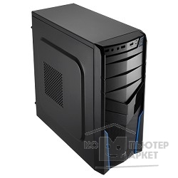 "������ AeroCool Miditower  ""V2X Black Edition "" ��� ��  52643"
