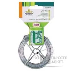 RACO Проволока подвязочная стальная оцинкованная, 50м [42359-53645H]/RACO 42359-53645H 42359-53645H
