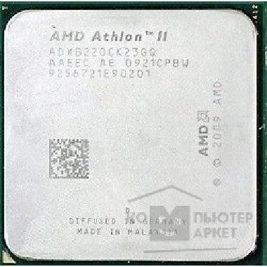 Процессор Amd CPU  Athlon II X2 B22 OEM