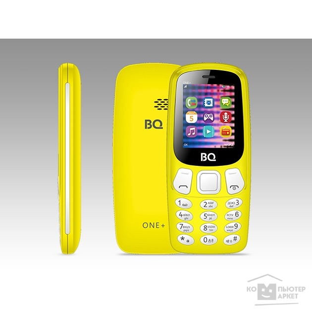 Кнопочный сотовый телефон BQ BQ-1845 One+ — купить в интернет ... 9cf51c01161