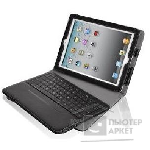 Luxa2 Папка-подставка + SlimBT Bluetooth Keyboard для iPad2/ Black LHA0046
